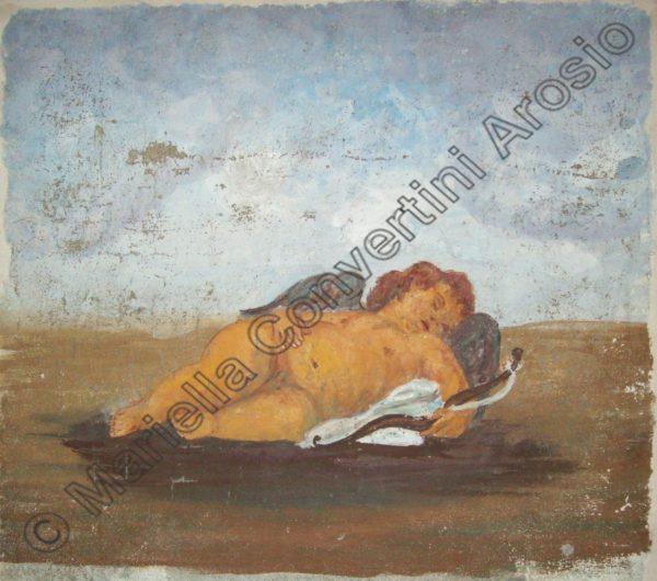 Cupido grasso e stanco